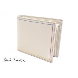 ポールスミス 二つ折り 財布 メンズ Paul Smith ...