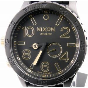 即納可 ニクソン NIXON 腕時計 51-30 A057-1041 タイド 訳あり 箱つぶれ大特価|ssshokai