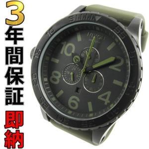 即納可 ニクソン NIXON 腕時計 51-30 A084-1042 クロノ|ssshokai