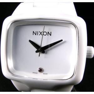 即納可 ニクソン NIXON 腕時計 セラミック プレイヤー A145-126|ssshokai