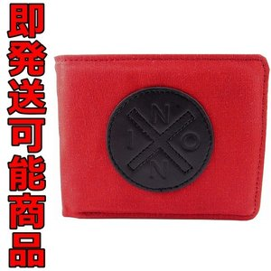 ニクソン NIXON 財布 C1702 レッドワックス 大特価|ssshokai