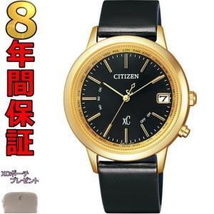 シチズン クロスシー XC 腕時計 CB1102-01F エコドライブソーラー 電波時計 クロスシー プティローブノアー 1600本限定モデル|ssshokai