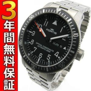 フォルティス 腕時計 B-42コスモノートデイデイト チタニ...