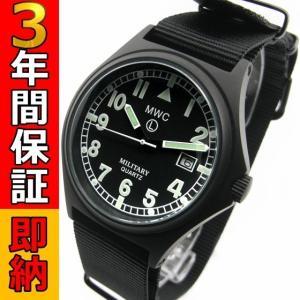 即納可 MWC ミリタリーウォッチカンパニー 腕時計 G10PVD100M|ssshokai
