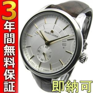 即納可 モーリスラクロア 腕時計 レ・クラシック スモールセコンド パワーリザーブ LC7008-SS001-130 ssshokai