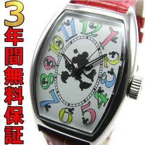 ディズニー 腕時計 ミニーマウス MIC104 自動巻き 9...