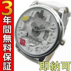 即納可 ディズニー 腕時計 ミッキーマウス 3Dインパクト MK1213A|ssshokai