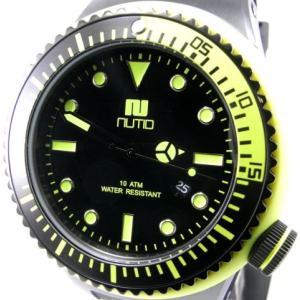 NUTID ヌーティッド 腕時計 スキューバープロ N-1401M-B|ssshokai