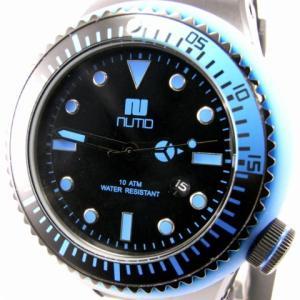 NUTID ヌーティッド 腕時計 スキューバープロ N-1401M-D|ssshokai