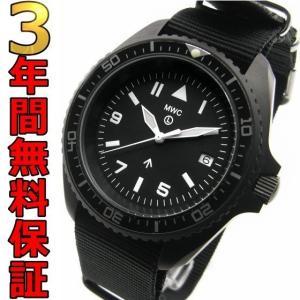 即納可 MWC ミリタリーウォッチカンパニー 腕時計 PVD11DVQT-Z|ssshokai