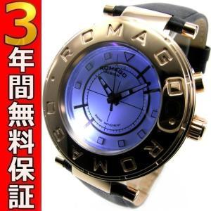 ロマゴデザイン 腕時計 RM002-0055ST-RG ssshokai