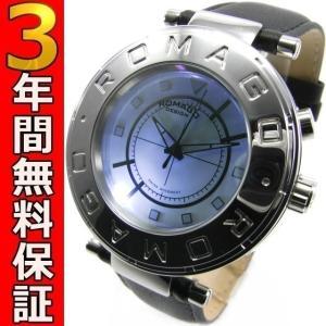 ロマゴデザイン 腕時計 RM002-0055ST-SV ssshokai