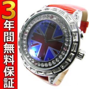 ロマゴデザイン 腕時計 RM006-0310ST-RD ssshokai