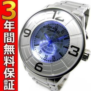 ロマゴデザイン 腕時計 RM007-0053SS-SV ssshokai