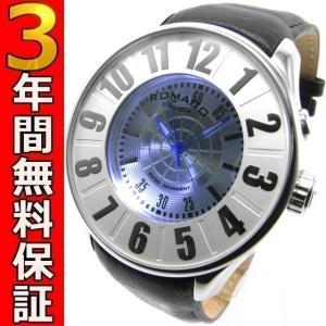 即納可 ロマゴデザイン 腕時計 RM007-0053ST-SV ssshokai