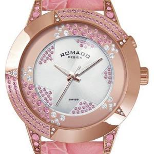 ロマゴデザイン 腕時計 RM011-1476RG-RS レディースウォッチ ssshokai