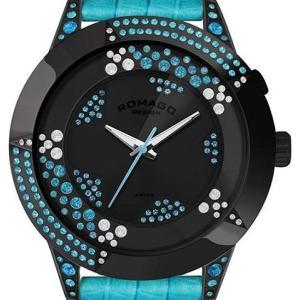 ロマゴデザイン 腕時計 RM011-1476ST-BU レディースウォッチ ssshokai