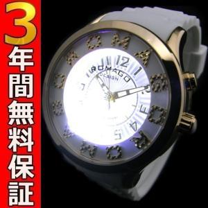 ロマゴデザイン 腕時計 RM067-0162PL-GDWH 日本限定モデル ssshokai
