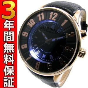 即納可 ロマゴデザイン 腕時計 RM068-0053ST-RG ssshokai