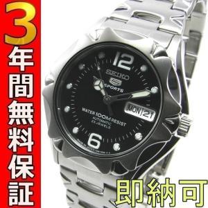 即納可 セイコー5 スポーツ 腕時計 逆輸入 SNZ453J1 日本製|ssshokai