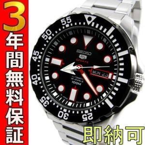 即納可 セイコー5 スポーツ 腕時計 逆輸入 SRP603J1|ssshokai