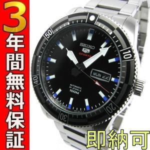 即納可 セイコー5 スポーツ 腕時計 逆輸入 SRP733J1|ssshokai