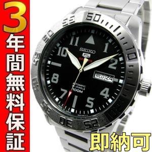 即納可 セイコー5 スポーツ 腕時計 逆輸入 SRP755J1|ssshokai