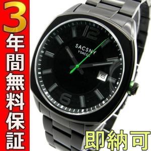 即納可 サクスニー・イザック 腕時計 SY-15045B-BK|ssshokai
