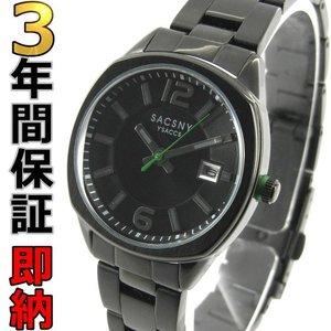即納可 サクスニー・イザック 腕時計 SY-15046B-BK レディース腕時計|ssshokai