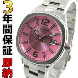 即納可 サクスニー・イザック 腕時計 SY-15046S-PK レディース腕時計|ssshokai
