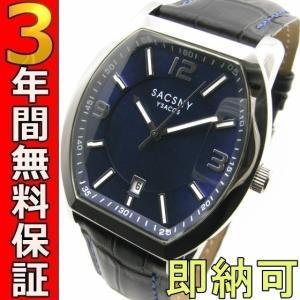 即納可 サクスニー・イザック 腕時計 SY-15049S-BL|ssshokai