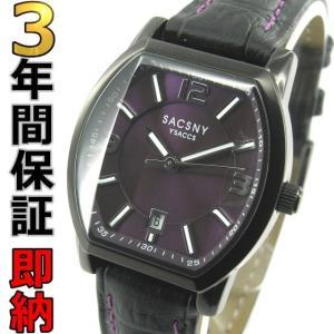 即納可 サクスニー・イザック 腕時計 SY-15050B-PU レディース腕時計|ssshokai