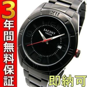 即納可 サクスニー・イザック 腕時計 SY-15053B-BKU|ssshokai