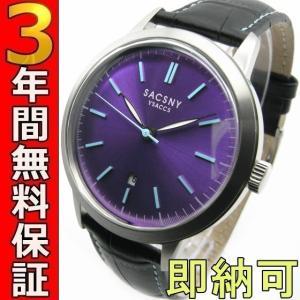 即納可 サクスニー・イザック 腕時計 SY-15061S-PU|ssshokai