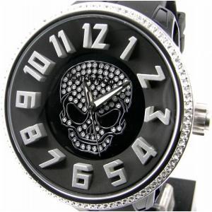 即納可 テンデンス 腕時計 ガリバー スカル TG330001|ssshokai