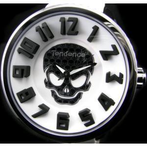 即納可 テンデンス 腕時計 ガリバー スカル TG330005 大特価|ssshokai