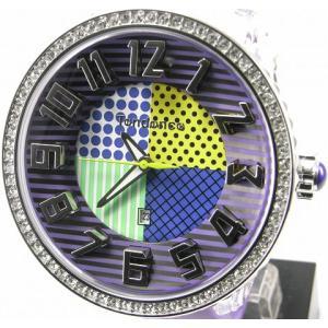 即納可 テンデンス 腕時計 クレイジー 3H TG430065|ssshokai