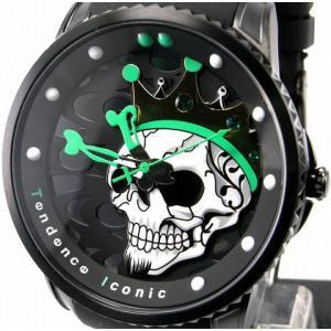 即納可 テンデンス 腕時計 アイコニック TGX30001|ssshokai