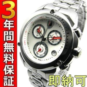 即納可 トニノ ランボルギーニ 腕時計 シールド 7708SW ssshokai