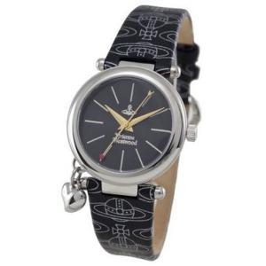 即納可 ヴィヴィアン ウエストウッド 腕時計 VIVIENNE WESTWOOD VV006BKBK ssshokai