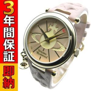 即納可 ヴィヴィアン ウエストウッド 腕時計 VIVIENNE WESTWOOD VV006PKPK ssshokai
