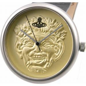 即納可 ヴィヴィアン ウエストウッド 腕時計 VIVIENNE WESTWOOD VV021GDBK ssshokai