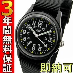 即納可 MWC ミリタリーウォッチカンパニー 腕時計 W-113QTZBK-2|ssshokai