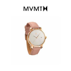 MVMT Watches エムブイエムティーウォッチ レディース WOMEN ROSE GOLD/P...