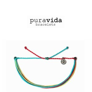 puravida bracelets プラヴィダ ブレスレット FUN IN THE SUN ファン イン ザ サン ブレスレット bracelet pura vida メンズ レディース ユニセックス|ssshop
