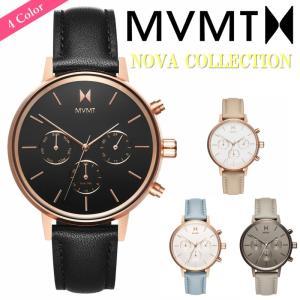 MVMT Watches エムブイエムティーウォッチ レディース WOMEN NOVA COLLEC...