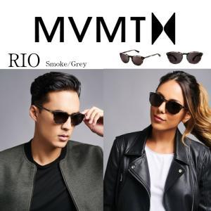 MVMT Watches エムブイエムティー サングラス メンズ レディース ユニセックス スモーク/グレー 男女兼用 偏光レンズ UVカット 紫外線カット プレゼン|ssshop