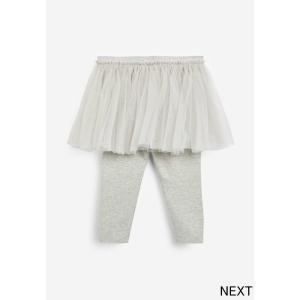 ネクスト ベビー NEXT グレー チュチュ レギンス 無地 子供服 ベビー服 女の子 ベビーウェア 新生児 おでかけ|ssshop