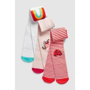 ネクスト ベビー NEXT Multi タイツ 3 足パック 総柄 パジャマ 子供服 ベビー服 女の子 ロンパース 新生児 おでかけ[衣類]|ssshop