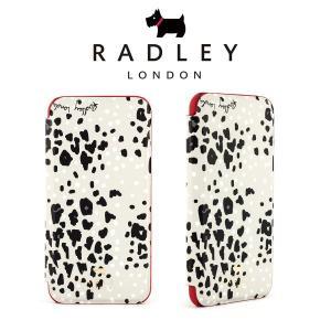 ラドリー RADLEY FOLIO iPhone7/8 Case LEOPARD レオパード 二つ折...